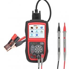 Autel KFZ-Diagnosegeräte AL539B obd2 Diagnose,Fehlercoder lesen und löschen,Echtzeit-PCM-Daten,Batterie-Test,AVOmeter für Spannung usw - 1