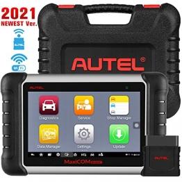 Autel MaxiCOM MK808BT OBD2 Diagnosegerät Auto Scanner mit Alles System & 25 Services Inkl. ABS Bremsblutung, Ölreset, EPB, DPF, BMS, SAS - Verbesserte Version von MK808/ MX808 - 1