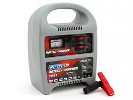 Batterie Ladegerät von Starter Fix, Ladestation für ihre leeren Autobatterien mit Einer Spannung von 6-12V 12 Amp - 1