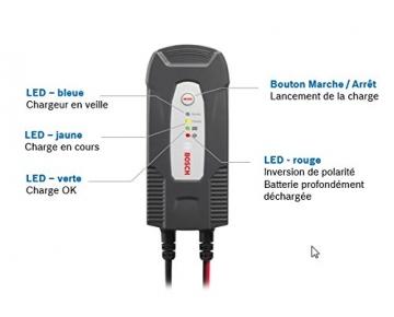 Bosch Home and Garden 0 189 999 01M Batterieladegerät 12V C1 - 8