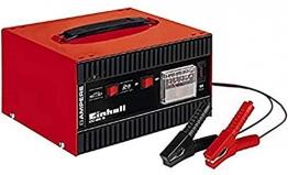 Einhell 1023121, Cc-Bc 8, Rot/Schwarz - 1