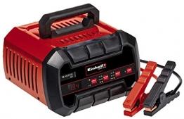 Einhell Batterie-Ladegerät CE-BC 15 M (für Gel-, AGM-, wartungsfreie/-arme Blei-Säure-Batterien, 12V, mehrstufiger Ladezyklus, mikroprozessorgesteuert und -überwacht) - 1
