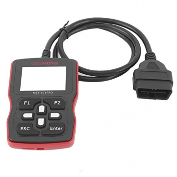 Motorrad Scanner, Fydun OBD2 Diagnosegerät Codeleser Kfz Diagnose Werkzeug Diagnosefehler Diagnose Tester für Automotor Fehlercode Lesegeräte - 4