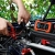 opamoo Autobatterie Ladegerät Batterie Ladegerät Auto 12V 5A Vollautomatisches Batterieladegerät Auto Erhaltungsladegerät mit LCD Mehrfachschutz für Autobatterie, Motorrad, Rasenmäher oder Boot - 3