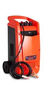Röhr Batterieladegerät 100A 12V / 24V DFC-650P Intelligenter Turbo/Trickle mit Reparatur, Wartung und Starthilfe - LKW/LKW/Auto - 1