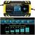 Yomao Ladegerät Autobatterie 8A 12V/24V KFZ Batterieladegerät Vollautomatisches Intelligentes Erhaltungsladegerät mit LCD-Touchscreen für Auto, Motorrad, Rasenmäher oder Boot (Batterien von 6Ah-150Ah) - 4