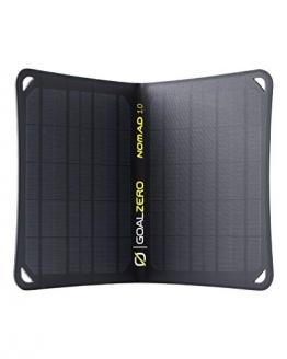 Goalzero Nomad 10, Generatoren, Solarlär-Power Bank-Lifestyle, Unisex, für Erwachsene - 1