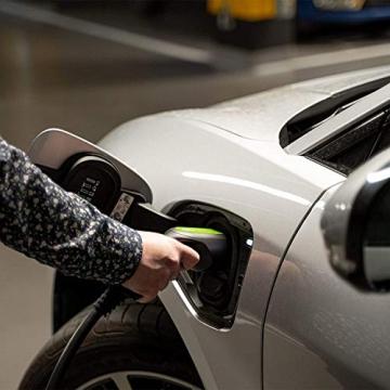 Green Cell® GC Type 2 Ladekabel für EV Elektroautos PHEV | 22kW | 32A | Typ 2 auf Typ 2 | 7 Meter | 3-Phasig | Kompatibel mit Tesla Model S / 3 / X/Y, ID.3, i3, Leaf, ZOE, EQC, I-Pace, E-Tron - 2