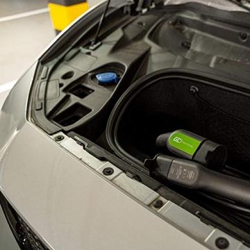Green Cell® GC Type 2 Ladekabel für EV Elektroautos PHEV | 22kW | 32A | Typ 2 auf Typ 2 | 7 Meter | 3-Phasig | Kompatibel mit Tesla Model S / 3 / X/Y, ID.3, i3, Leaf, ZOE, EQC, I-Pace, E-Tron - 5