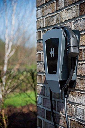 Heidelberg Wallbox Home Eco - Ladestation Elektro- & Hybrid Autos 11 kW maximale Ladeleistung (3,5m) - 3