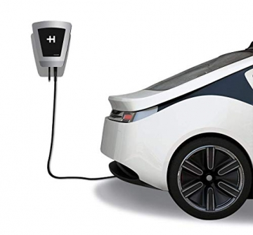 Heidelberg Wallbox Home Eco - Ladestation Elektro- & Hybrid Autos 11 kW maximale Ladeleistung (3,5m) - 5