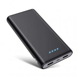 QTshine Powerbank 26800mAh Externer Akku, 【Hohe Kapazität】 Power Bank Mobiles Portable Ladegerät Die kann Nicht nur Ihr Handy Aufladen sondern sie ist auch kompatibel mit Tablet und Spielkonsole - 1